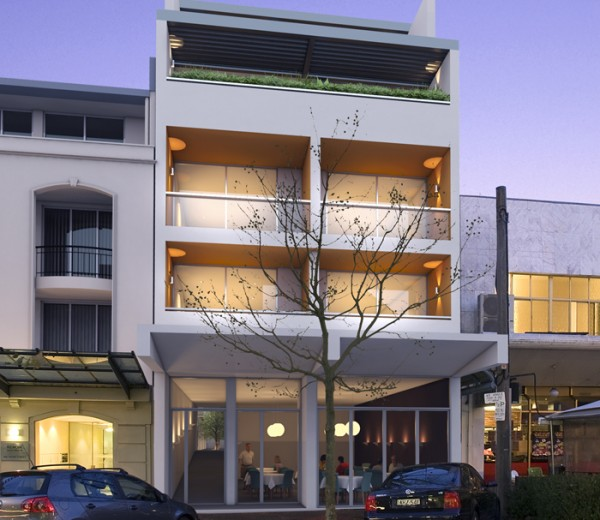 Neutral Bay Apartments