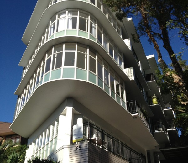 Drumalbyn Rd Apartments