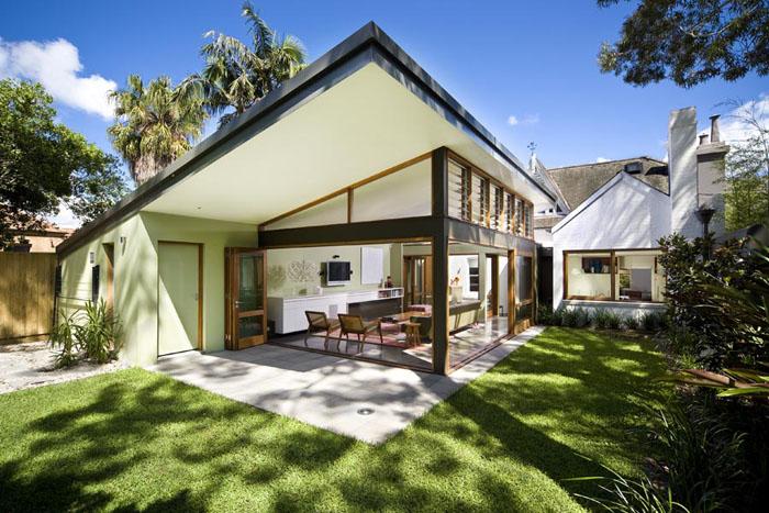 Birchgrove house