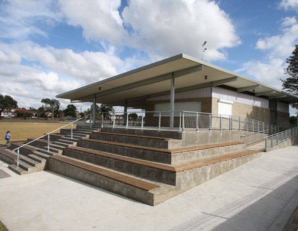 Merrylands Amenities Building