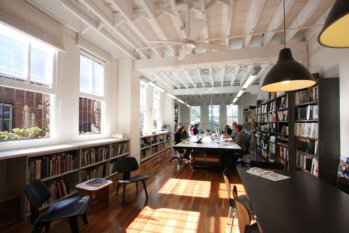M&M office interior
